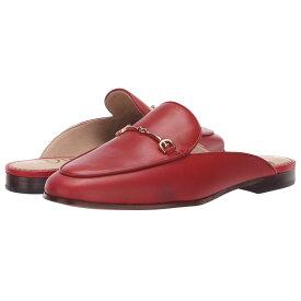 サム エデルマン Sam Edelman レディース シューズ・靴 ローファー・オックスフォード【Linnie】Deep Red Bally Premium Leather