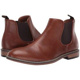 スティーブ マデン Madden by Steve Madden メンズ シューズ・靴 ブーツ【New 6】Cognac Leather