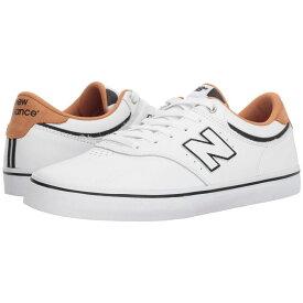 ニューバランス New Balance Numeric メンズ シューズ・靴 スニーカー NM255 White White a308644972665