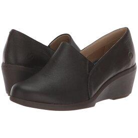 ハッシュパピー Hush Puppies レディース シューズ・靴 ローファー・オックスフォード【Fraulein Mariya】Dark Brown Shield Leather