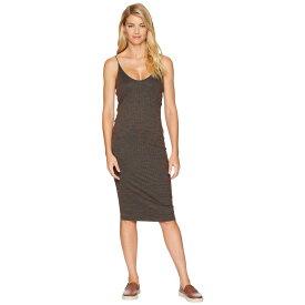 ハーレー Hurley レディース ワンピース・ドレス ワンピース【Reversible Fitted Dress】Dark Russet