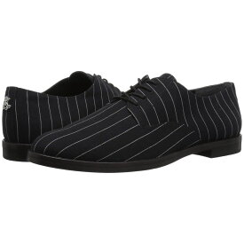 ラルフ ローレン LAUREN Ralph Lauren レディース シューズ・靴 ローファー・オックスフォード【Maryna II】Black/White Pinstripe Gabardine