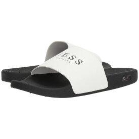 e939df3b6d93ef ゲス GUESS メンズ シューズ・靴 サンダル Ivan 2 White