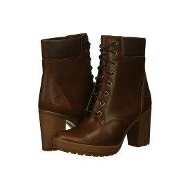 ティンバーランド Timberland レディース シューズ・靴 ブーツ【Camdale 6 Boot】Medium Brown Full Grain