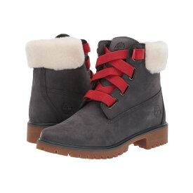 ティンバーランド Timberland レディース シューズ・靴 ブーツ【Jayne 6 Waterproof Convenience Boot】Dark Grey