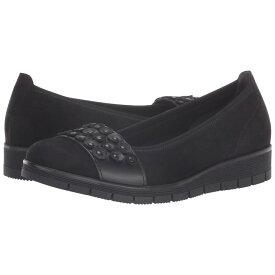 ガボール Gabor レディース シューズ・靴 ローファー・オックスフォード【95.341】Black
