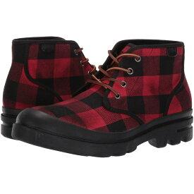 ラルフ ローレン Polo Ralph Lauren メンズ シューズ・靴 ブーツ【Umar】Red/Black