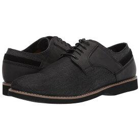 スティーブ マデン Madden by Steve Madden メンズ シューズ・靴 革靴・ビジネスシューズ【Drisk 6】Black Canvas