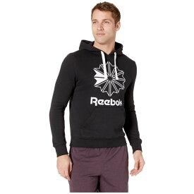 リーボック Reebok メンズ トップス パーカー【Classics Big Logo Hoodie】Black
