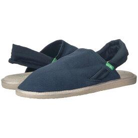 サヌーク Sanuk レディース シューズ・靴 サンダル・ミュール【Yoga Sling Cruz】Navy