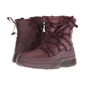 ナイキ Nike レディース シューズ・靴 ブーツ【Tanjun High-Rise】Burgundy Crush/Burgundy Crush
