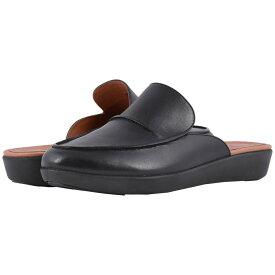 フィットフロップ FitFlop レディース シューズ・靴 ローファー・オックスフォード【Serene】Black