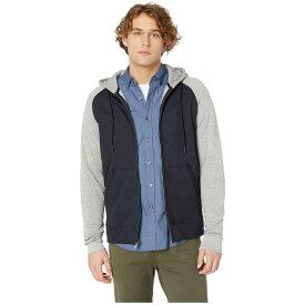 オニール O'Neill メンズ トップス パーカー【The Standard Hoodie Fashion Fleece】Navy Heather