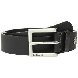 ティンバーランド Timberland メンズ ベルト【40mm Saddle Belt】Black