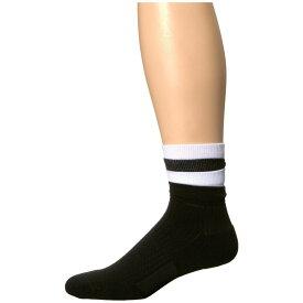 ナイキ Nike レディース インナー・下着 ソックス【Sneaker Sox Air Max '95 Crew Socks】Black/White/Black