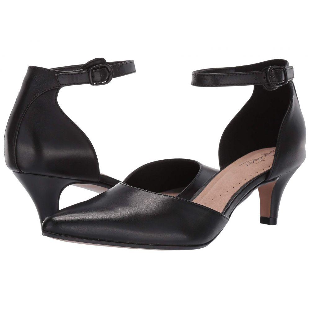 クラークス Clarks レディース シューズ・靴 パンプス【Linvale Edyth】Black Leather