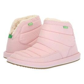 サヌーク Sanuk レディース シューズ・靴 ブーツ【Puff N Chill】Chalk Pink
