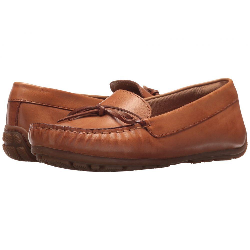 クラークス Clarks レディース シューズ・靴 ローファー・オックスフォード【Dameo Swing】Light Tan Leather