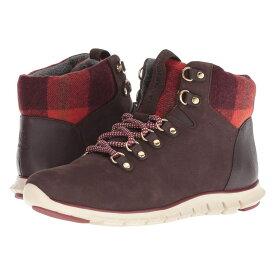 コールハーン Cole Haan レディース ハイキング・登山 シューズ・靴【Zerogrand Hiker Boot】Java Waterproof Nubuck