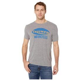 ラッキーブランド Lucky Brand メンズ トップス Tシャツ【Triumph Tiger Back Tee】Grey
