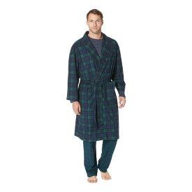 ノーティカ Nautica メンズ インナー・下着 ガウン・バスローブ【Cozy Fleece Robe】Maritime Navy