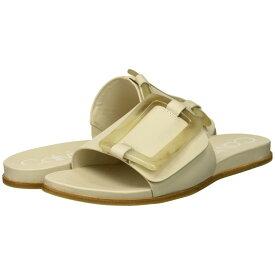 カルバンクライン Calvin Klein レディース シューズ・靴 サンダル・ミュール【Patreece Sandal】Soft White