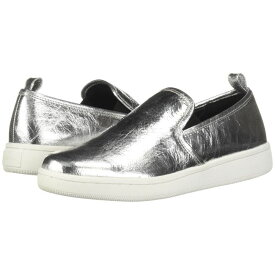 カルバンクライン Calvin Klein レディース シューズ・靴 スニーカー【Deva】Silver Metallic