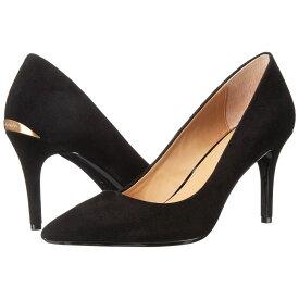 カルバンクライン Calvin Klein レディース シューズ・靴 パンプス【Gayle Pump】Black Leather/Suede