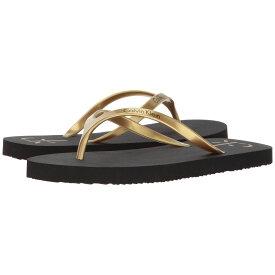 カルバンクライン Calvin Klein レディース シューズ・靴 ビーチサンダル【Sarinah】Gold