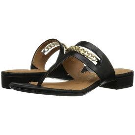 カルバンクライン Calvin Klein レディース シューズ・靴 ビーチサンダル【Francie】Black