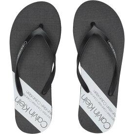 カルバンクライン Calvin Klein レディース シューズ・靴 ビーチサンダル【Sunny】Black