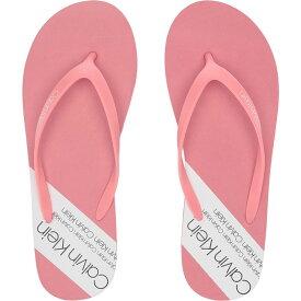 カルバンクライン Calvin Klein レディース シューズ・靴 ビーチサンダル【Sunny】Pink