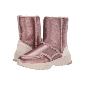 318012033db4 コーチ COACH レディース シューズ・靴 ブーツ【Portia Cold Weather Bootie】Pink/Pink