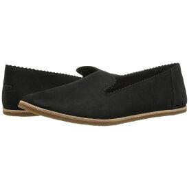 アグ UGG レディース シューズ・靴 ローファー・オックスフォード【Vista】Black