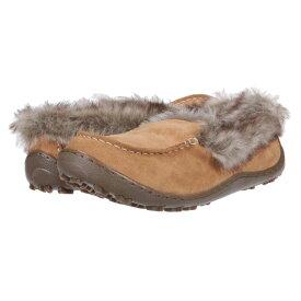 コロンビア Columbia レディース シューズ・靴 ローファー・オックスフォード【Minx Omni-Heat】Elk/Ancient Fossil
