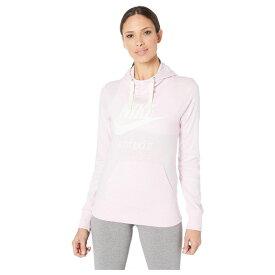 ナイキ Nike レディース トップス パーカー【Sportswear Gym Vintage HBR Hoodie】Pink Foam/Sail