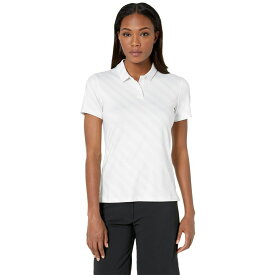 ナイキ Nike Golf レディース トップス ポロシャツ【Dry Polo Short Sleeve Spring Print】White/White