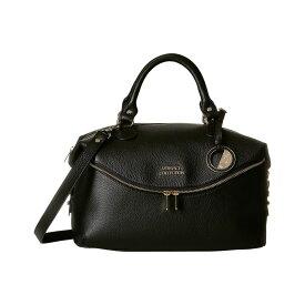 ヴェルサーチ Versace Collection レディース バッグ ハンドバッグ【Top-Handle】Black
