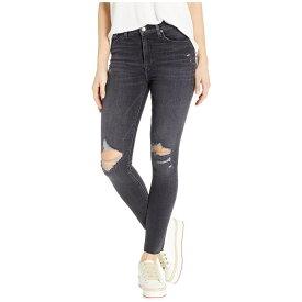 ハドソン Hudson レディース ボトムス・パンツ ジーンズ・デニム【Barbara High-Rise Ankle Raw Hem Skinny Jeans in Worn Kona】Worn Kona