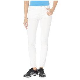 ナイキ Nike Golf レディース ボトムス・パンツ スキニー・スリム【Dry Pants Woven Slim 30】White/White
