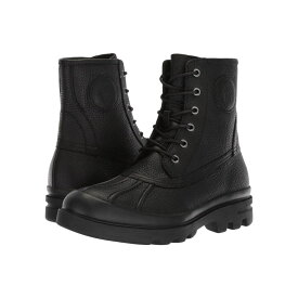 ラルフ ローレン Polo Ralph Lauren メンズ シューズ・靴 ブーツ【Udel】Black