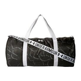 アンダーアーマー Under Armour レディース バッグ ボストンバッグ・ダッフルバッグ【UA Favorite Duffel 2.0】Black/White/White