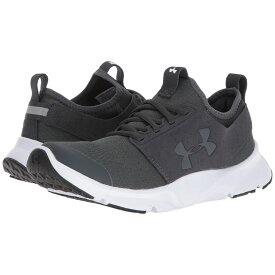 アンダーアーマー Under Armour レディース ランニング・ウォーキング シューズ・靴【UA Drift RN Mineral】Black/White/Stealth Gray