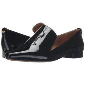 カルバンクライン Calvin Klein レディース シューズ・靴 ローファー・オックスフォード【Elin】Black Patent