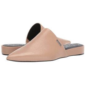 カルバンクライン Calvin Klein レディース シューズ・靴 ローファー・オックスフォード【Chantalia】Desert Sand Soft Nappa Shine