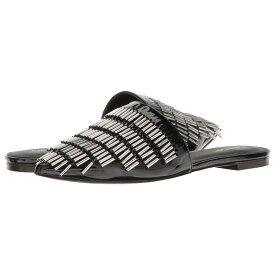 カルバンクライン Calvin Klein レディース シューズ・靴 ローファー・オックスフォード【Addie】Black Patent
