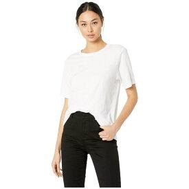 ハーレー Hurley レディース トップス Tシャツ【Perfect Crew Tee Short Sleeve】White