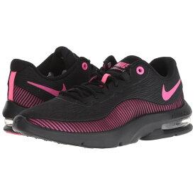 ナイキ Nike レディース ランニング・ウォーキング シューズ・靴【Air Max Advantage 2】Black/Pink Blast