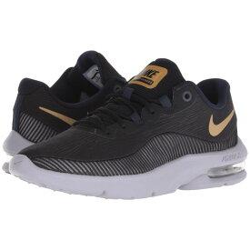 ナイキ Nike レディース ランニング・ウォーキング シューズ・靴【Air Max Advantage 2】Black/Metallic Gold/Obsidian