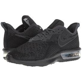 ナイキ Nike レディース ランニング・ウォーキング シューズ・靴【Air Max Sequent 4】Black/Black/Anthracite